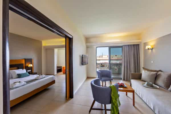Leonardo Kolymbia Resort - Rhodes - Suite Two Rooms with Garden View