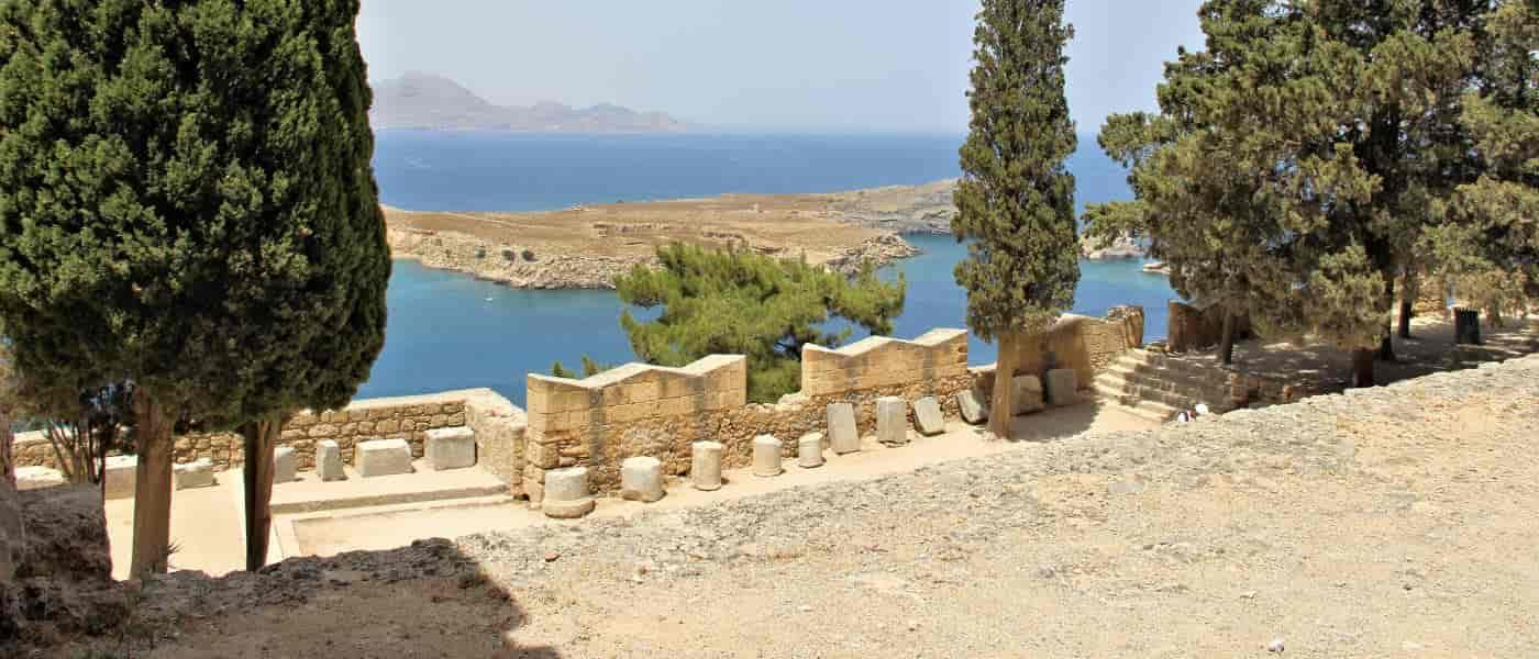 Leonardo Mediterranean Hotels & Resorts - Akropolis von Lindos