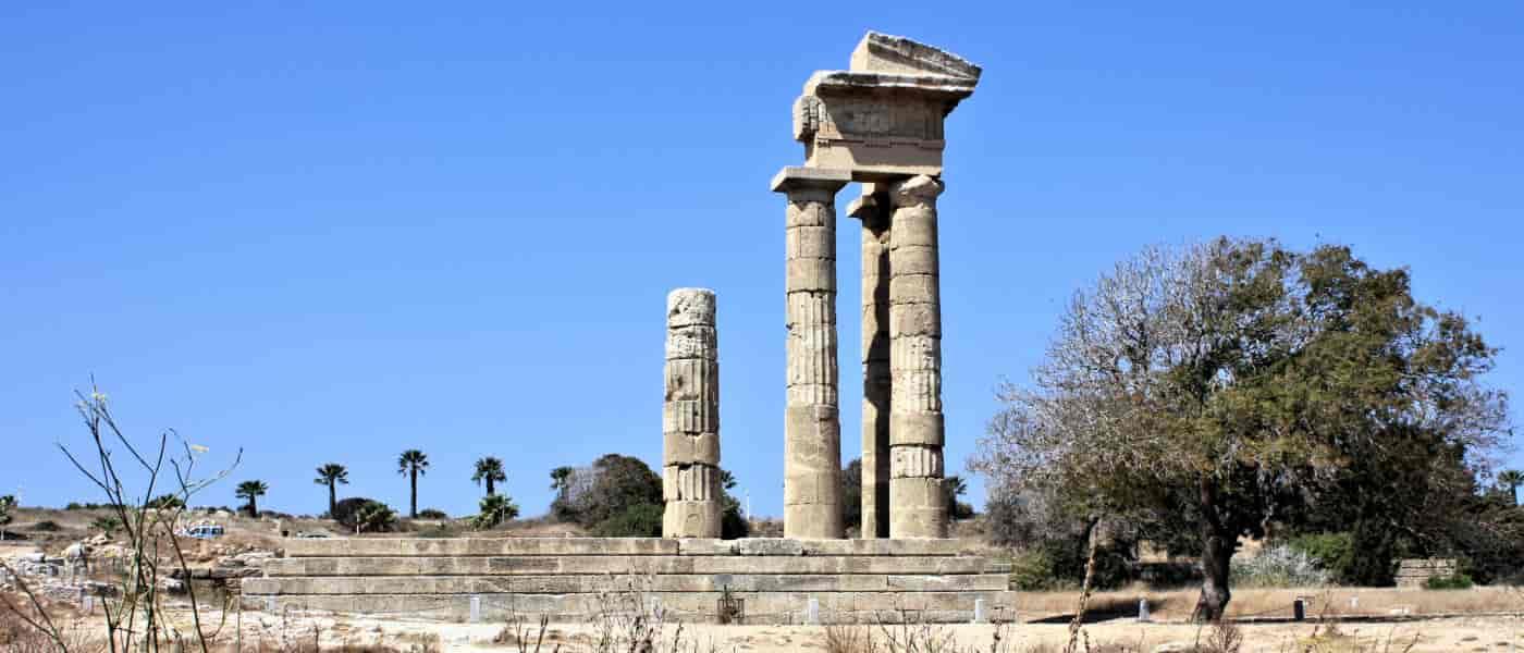 Leonardo Mediterranean Hotels & Resorts - Akropolis von Rhodos