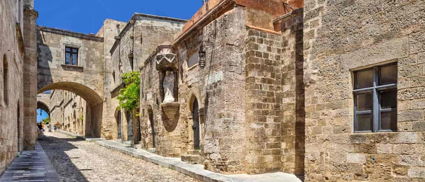 Leonardo Mediterranean Hotels & Resorts - Mittelalterliche Altstadt von Rhodos