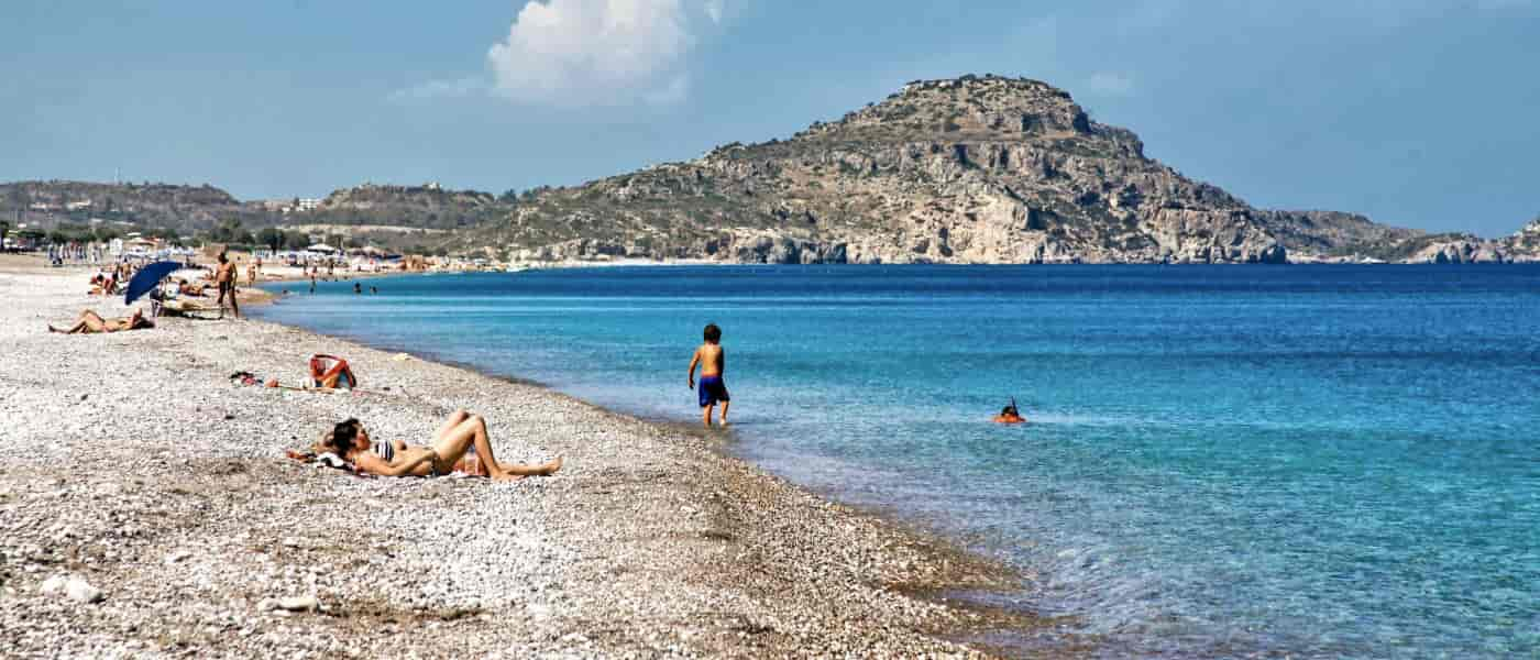 Leonardo Mediterranean Hotels & Resorts - Afandou-Strand