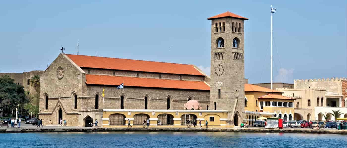 Leonardo Mediterranean Hotels & Resorts - Rhodos-Stadt