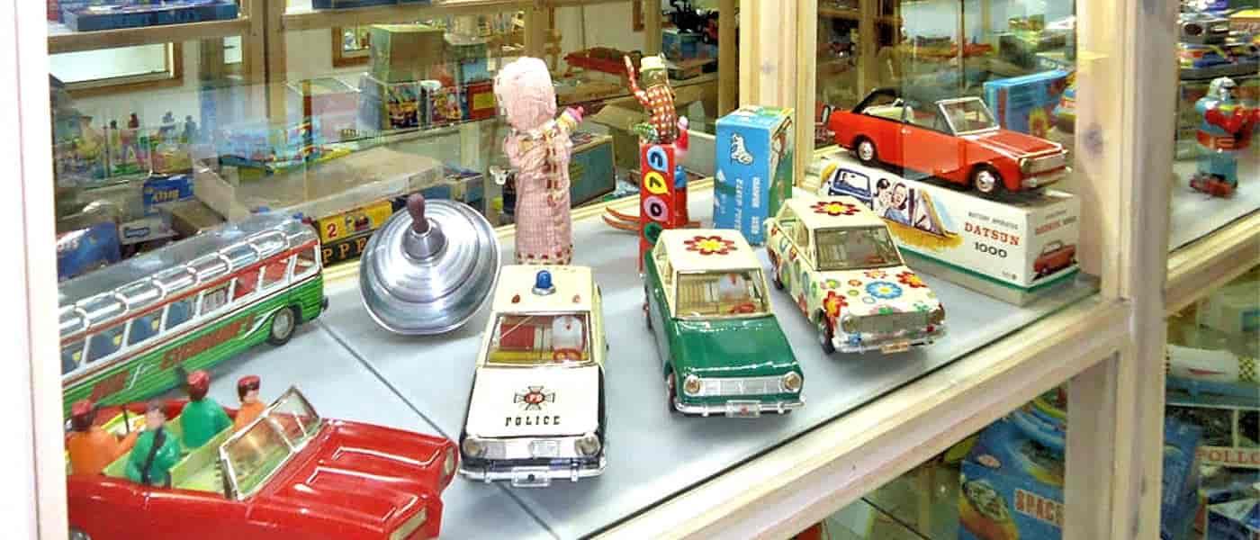 Leonardo Mediterranean Hotels & Resorts - Rhodos Spielzeug-Museum