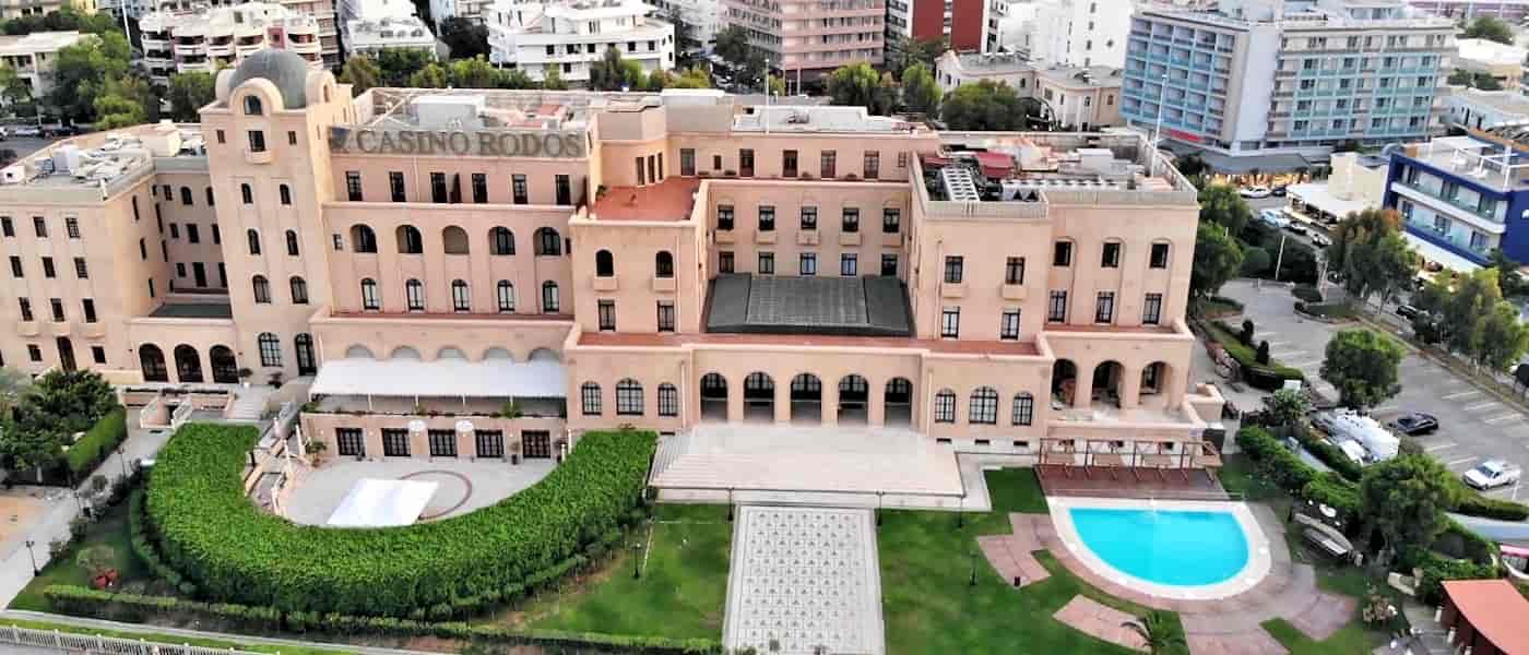 Leonardo Mediterranean Hotels & Resorts - Rhodos Casino