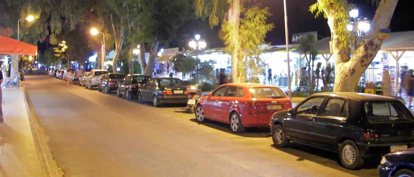 Leonardo Mediterranean Hotels & Resorts - Zentrum von Kolymbia