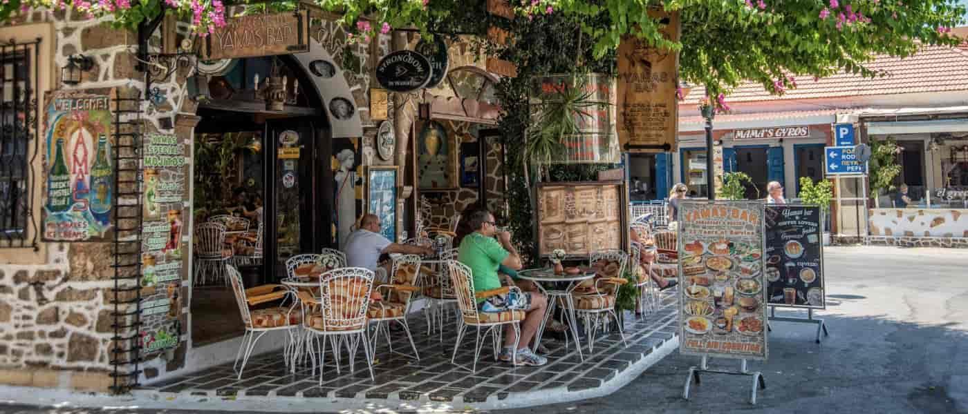 Leonardo Mediterranean Hotels & Resorts - Zentrum von Lindos