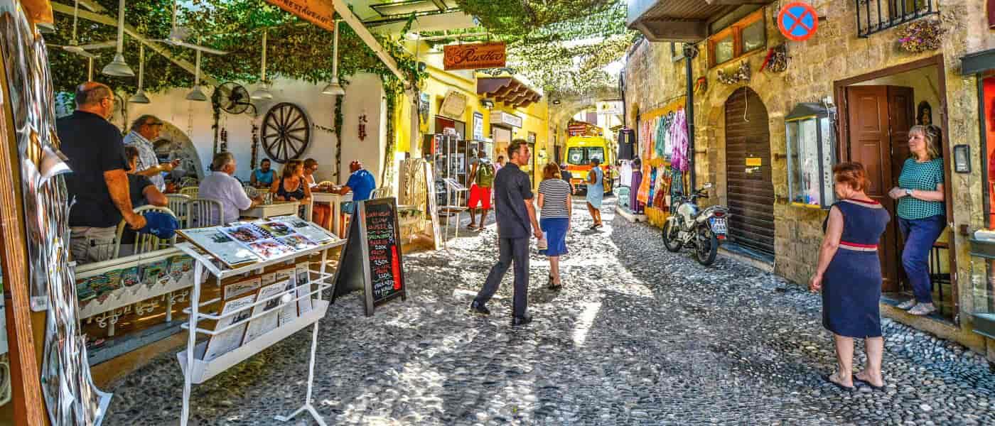 Leonardo Mediterranean Hotels & Resorts - Altstadt von Rhodos