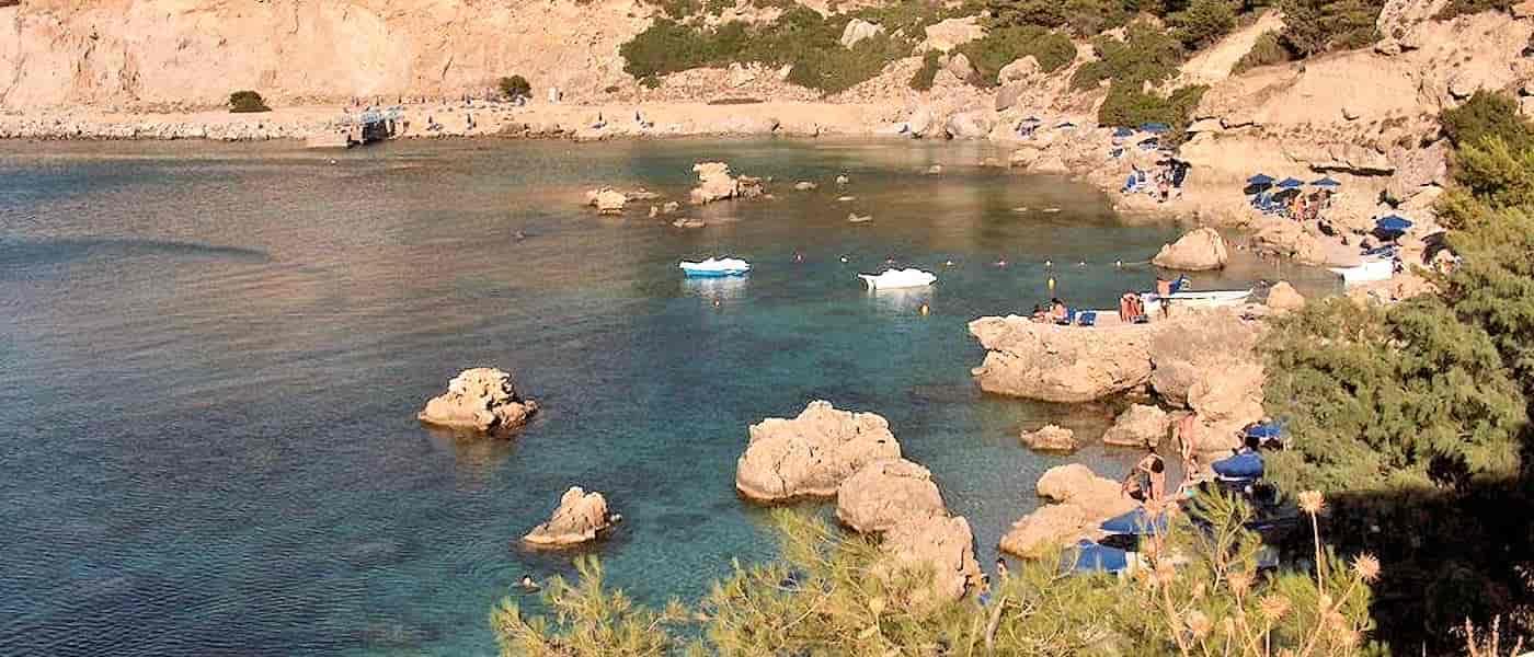 Leonardo Mediterranean Hotels & Resorts - Boot-Trip zu Anthony Quinn, Kallithea Buchten & Traganou Höhlen