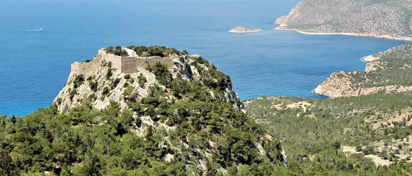 Leonardo Mediterranean Hotels & Resorts - Monolithos Ortschaft